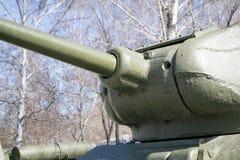 Ryska behållare Arkivbild