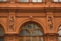 RYSKI, LATVIA: Latvian Radiowy budynek w Ryskim kopuły katedry kwadracie, historyczny Stary miasteczko, Vecriga europejczycy zdjęcia royalty free