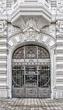 Ryski sztuki Nouveau okręg 03 Fotografia Royalty Free