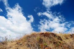Ryskt fort Elizabeth på Kauai Arkivbilder