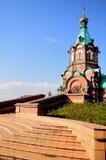 Ryskt kapell Arkivbild