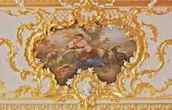 Ryskt museum för sikt i St Petersburg Royaltyfria Foton