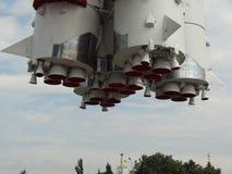 Ryskt rymdskepp Royaltyfria Bilder