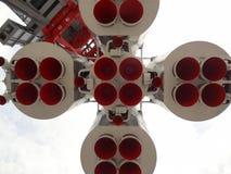 Ryskt rymdskepp Royaltyfri Fotografi