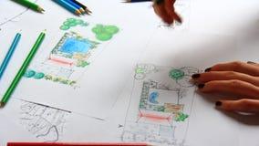Rysować plan zbiory