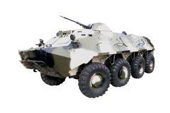 ryss för armored bil Arkivbild