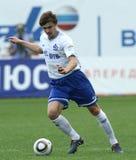 ryss för fotbollligapremiärminister Arkivbilder