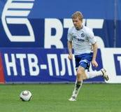 ryss för fotbollligapremiärminister Arkivfoto
