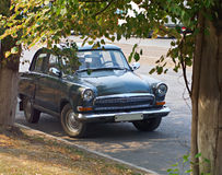 ryss för legend för bilindustri Fotografering för Bildbyråer