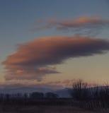 ryss för ossetia för berg för alaniacaucasus federation nordlig Fotografering för Bildbyråer