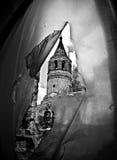 Rysskyrka i Kostroma Royaltyfri Bild