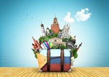 Ryssland Royaltyfria Foton