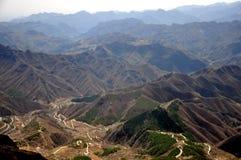 Ryssland Altai berg Royaltyfria Bilder