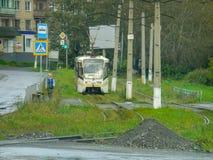 Ryssland Chelyabinsk Ural Miass, Zlatoust, Chebarkul royaltyfri foto