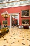 Ryssland. Eremitboningen. Hall av italiensk konst av 17-18 århundraden. Royaltyfri Fotografi
