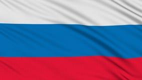 Ryssland flagga royaltyfri illustrationer