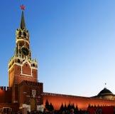 Ryssland härlig sikt av Moskva arkivbild