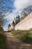 Ryssland Kloster av Sts-hösten Royaltyfria Bilder