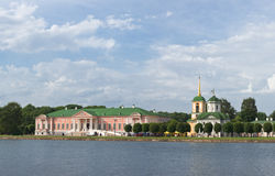 Ryssland Kuskovo i Moskva Fotografering för Bildbyråer