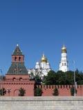 Ryssland MoskvaKreml, Klocka torn Arkivbilder