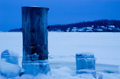 Ryssland norr arkivbilder