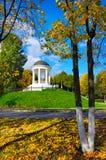 Ryssland paviljong i den Kostroma staden Arkivfoton