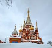 Ryssland röd fyrkant Royaltyfri Fotografi
