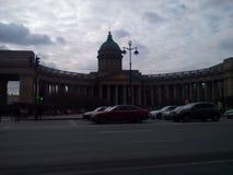 Ryssland Spb Royaltyfria Foton