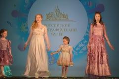 Ryssland St Petersburg 01,06,2019 medmänsklig festival XVII av barns kreativitet fotografering för bildbyråer