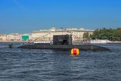 Ryssland St Petersburg, Neva Royaltyfria Foton