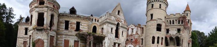 Ryssland Tur till den centrala regionen Muromtsevo arkivbild