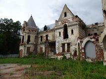 Ryssland Tur till den centrala regionen Muromtsevo arkivfoton