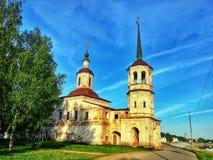 Ryssland veliky ustyug Fotografering för Bildbyråer