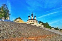 Ryssland veliky ustyug Royaltyfri Foto