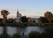 Ryssland Vologda Royaltyfria Foton
