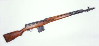 rysssvt för gevär m1940 royaltyfria bilder