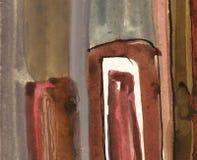 rysunek abstrakcyjne Zdjęcia Stock