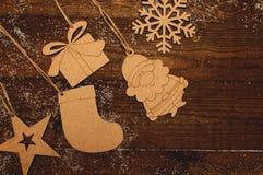 rysunek drewniany Fotografia Stock