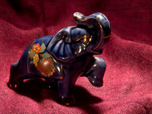 rysunek słonia Zdjęcie Stock