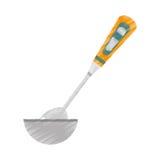 rysunkowego procesoru pucharu karmowego blender kuchenny urządzenie ilustracja wektor