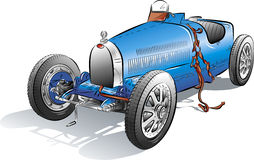 rysunku samochodowy wektor Zdjęcia Royalty Free
