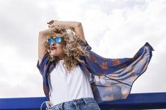 Rytm i taniec w słońcu zdjęcie royalty free
