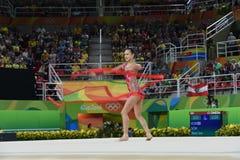 rytmiczne gimnastyka fotografia royalty free