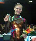 rytmisk gymnastik royaltyfri foto