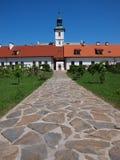 Rytwiany ermitaż, Polska zdjęcie stock
