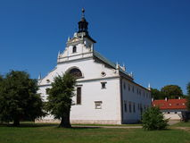 Rytwiany ermitaż, Polska Obraz Stock