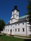 Rytwiany hermitage, Poland Royalty Free Stock Image