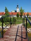Rytwiany hermitage, Poland Royalty Free Stock Images