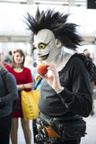 Ryuk cosplayers. Stock Photos