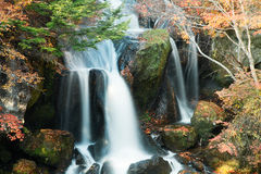 Ryuzu falls Royalty Free Stock Photo